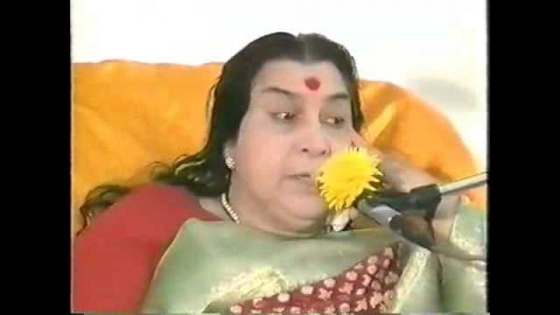 1986 PUDZHA SHRI BHUMI DEVI лекция мантра Шри Ганеше Ганеша Атхарва Ширша