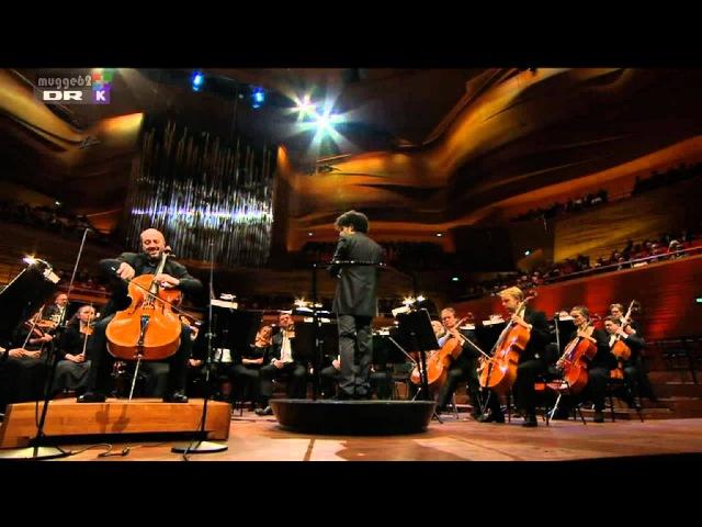 Ottorino Respighi Adagio for cello orkester Enrico Dindo DRSO Rafael Payare