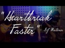 Heartbeat Faster by SJ Mortimer feat Simon McBride w the PRS CE24