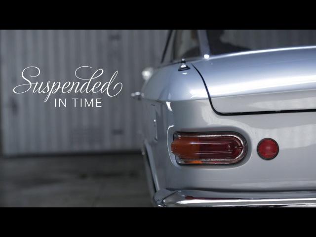 The Fiat 2300S Coupe Is Suspended in Time » Freewka.com - Смотреть онлайн в хорощем качестве
