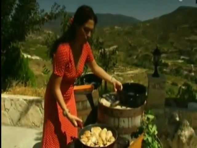 Кипрская кухня море и вино