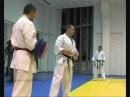 Мастер класс по карате министра Трутнева