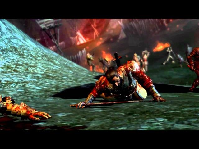 Dragon Age - Битва при Остагаре часть 2 (1080p)