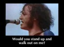 [NOT MINE] Woodstock: Joe Cocker - With A Little Help From My Friends - Misheard Lyrics