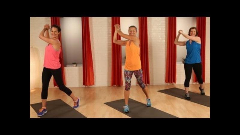 40 Minute Full Body Workout | Beginner Strength Training | Class FitSugar