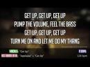 Pop Danthology 2013 - Lyrics and Song Titles