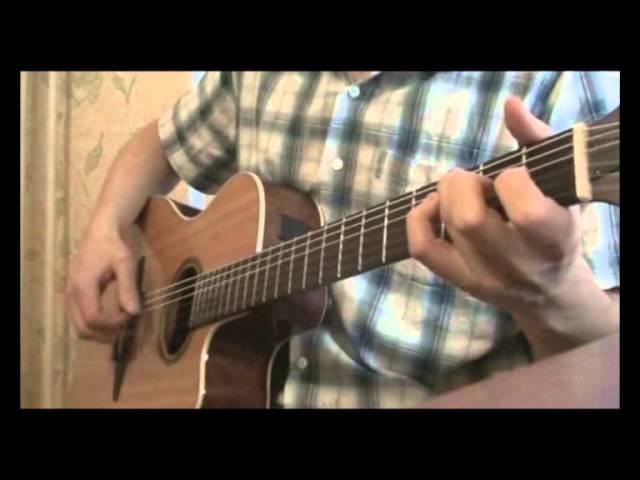 Агутин - Хоп хей лала-лей (на гитаре)