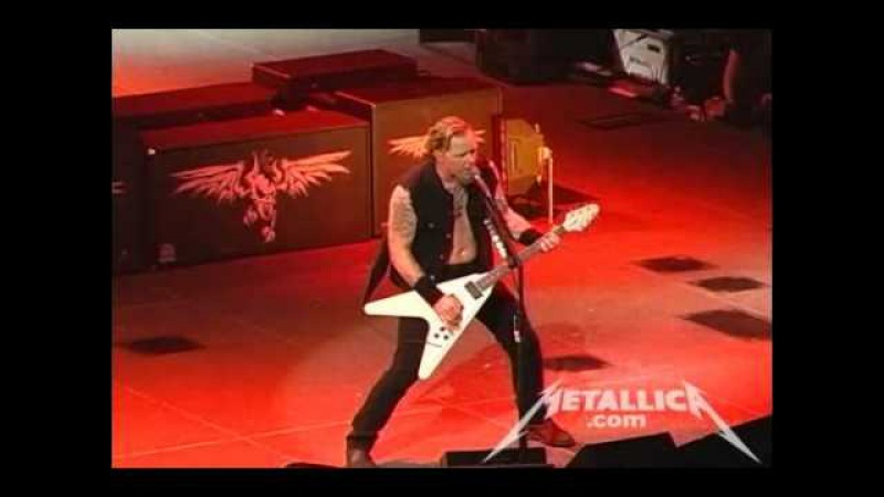 Metallica Die Die My Darling Live in Seattle WA USA 2008 12 01