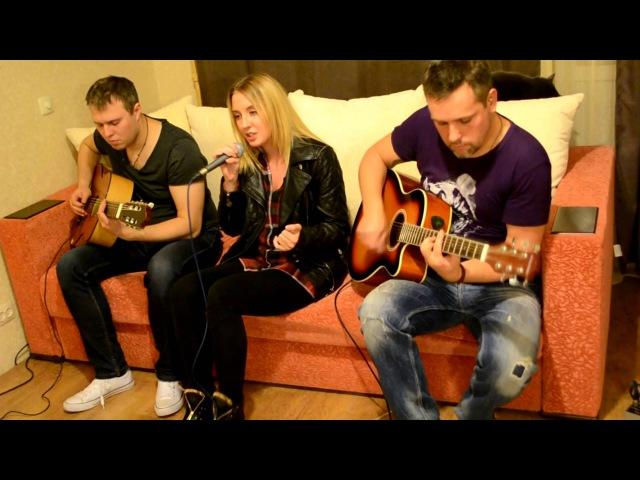 КВАНТЫ - Не параллельно (unplugged live 14.11.15)