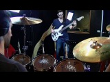 Joe Taranto (Drums) &amp Mark Peric (Bass) - Studio Jam!