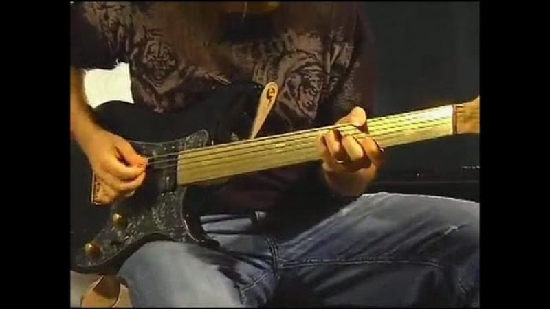 Ron Bumblefoot Thal - Demonstrations