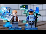 Мир Юрского Периода - LEGO Dimensions (Team Pack 71205 Jurassic World)