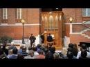 Astor Piazzolla - Oblivion (oboe and organ) / Астор Пьяццолла - Забвение (гобой и орган)