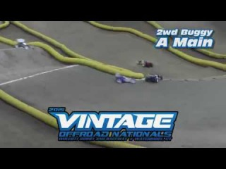 2015 Vintage Off Road Nationals - 2wd Buggy A Main