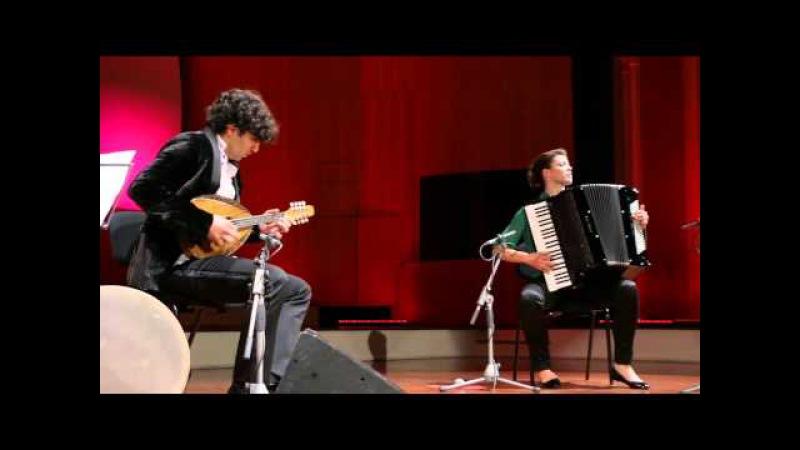 N. Budashkin - Concerto Будашкин Концерт для домры с оркестром ля минор