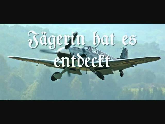 ME 109 Lied [with Lyrics]