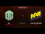 OG vs Na`Vi game 3 StarSeries 13