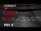 Fight Night Las Vegas: Hendricks vs Thompson - Live Tonight!