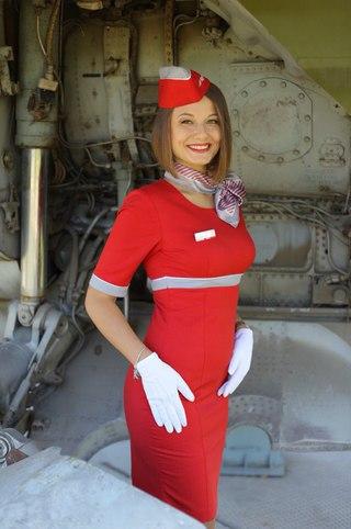 Стюардесса мисс одесса 24 фотография