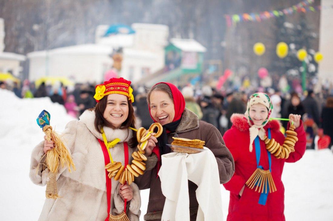 Масленица в Пирогово в 2016 году image