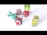 Малышарики - Ёлка (Новогодняя серия) Новый развивающий мультфильм для малышей