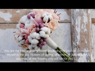 Julián Laguna Vicioso - Winter Flowers - Dedicado a mi Aleksandra Alekseevna Cherepovskaia