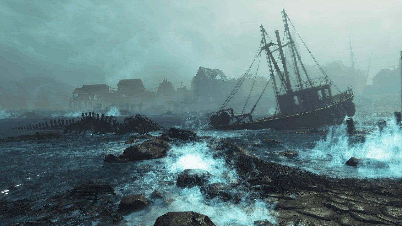 Automatron – это первое дополнение для Fallout4 В апреле мы добавим новые возможности для развития поселений в Wasteland Workshop, а в мае вы сможете отправиться из Содружества в штат Мэн в дополнении Far Harbor.