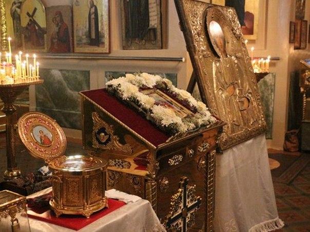 В Нижнекамск привезут мощи и икону великомученика Пантелеймона