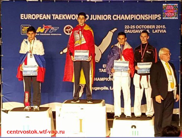 European Taekwondo Junior