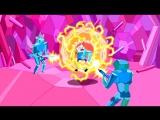 Время приключений - Сезон 2 Серия 8 - Сила кристаллов (Adventure Time)