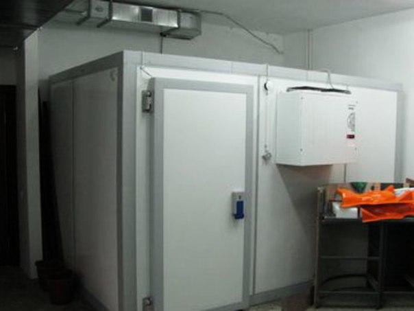 Холодильная камера своими руками из