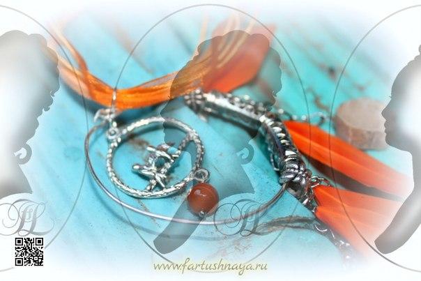 Дизайнерские комплекты украшений Fartushnaya