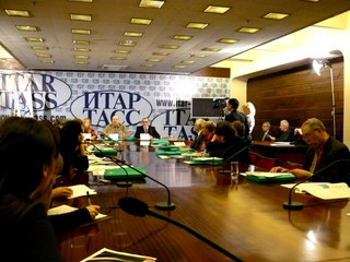 ПРЕСС-КОНФЕРЕНЦИЯ, ИТАР-ТАСС 2010. Движение в поддержку родовых поместий.