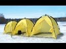 печка для палатки за 6 минут