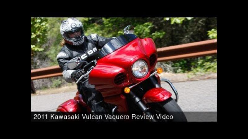 MotoUSA Review: 2011 Kawasaki Vulcan Vaquero