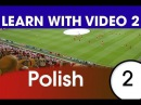 Learn Polish with Video - Relaxing in the Evening