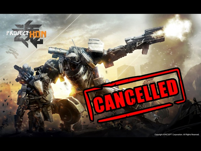 Project HON Cancelled by NCSoft Confirmed