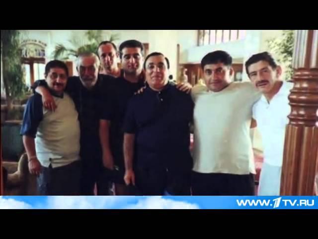 Похороны Деда Хасана. Авторитеты. 2013.