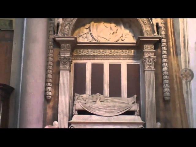 Firenze/Florence - La Basilica di Santa Croce