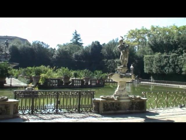 Firenze/Florence - Il Giardino di Boboli