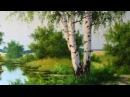 Любовь Попова и Евгений Коновалов Белая березонька