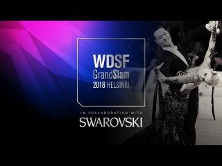 Francesco Galuppo - Debora Pacini, ITA   2016 GS Standard   Waltz