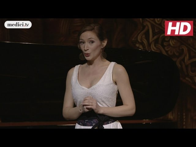Sabine Devieilhe - The Tales of Hoffmann: Olympia Aria - Offenbach