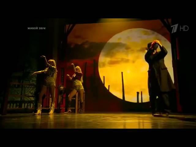 Игорь Миркурбанов – 'Я твой ковбой' Три аккорда Фрагмент выпуска от 31 07 2015