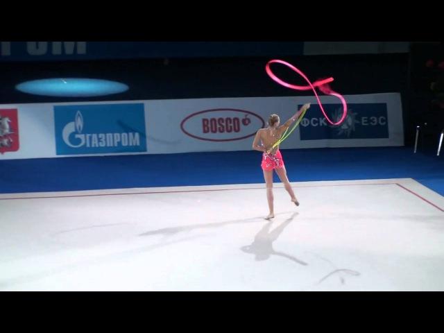 Дарья Кондакова - показательное выступление (гала) Гран-при Москва 2011