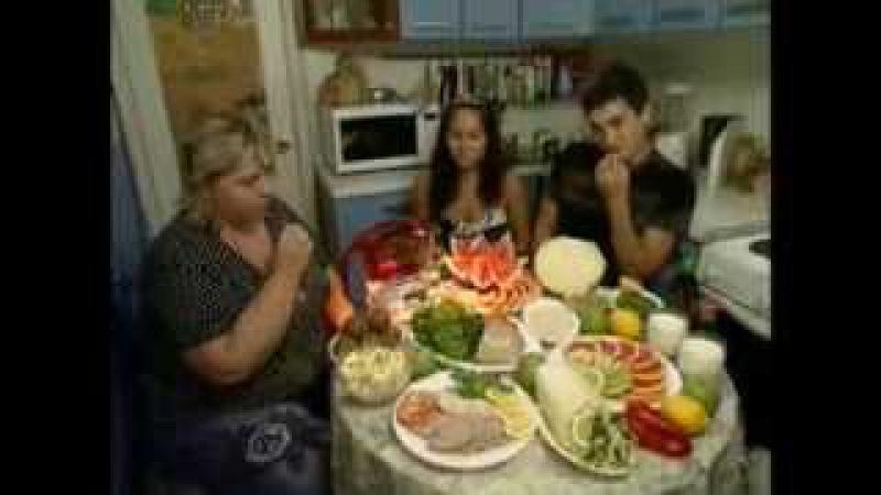 Так есть нельзя! Гиппократ: Мы есть то, что мы едим. Смотри www.almaz.tv