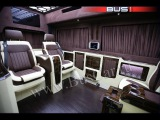 Chevrolet Express GMC Savana Mercedes-Benz Sprinter Viano V Klasse VW Multivan LUXURY VIP Business