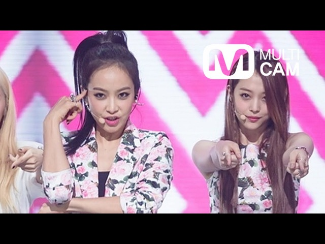 [Fancam] Victoria of f(x)(에프엑스 빅토리아) Milk @M COUNTDOWN_140711