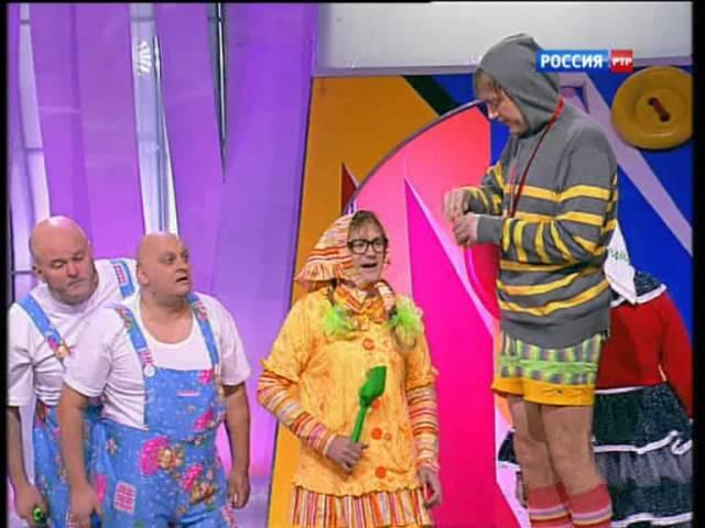 Кривое Зеркало - В песочнице (юмор)