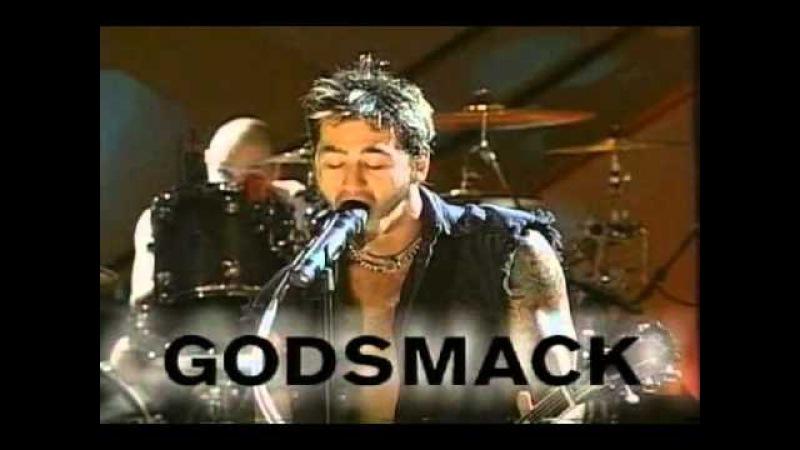 Godsmack Live at Rock n' Roll Hall Of Fame 2001